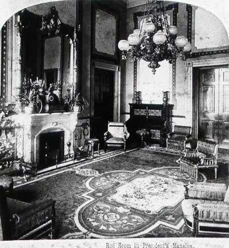 Historic Photographs The Ulysses S Grant White House