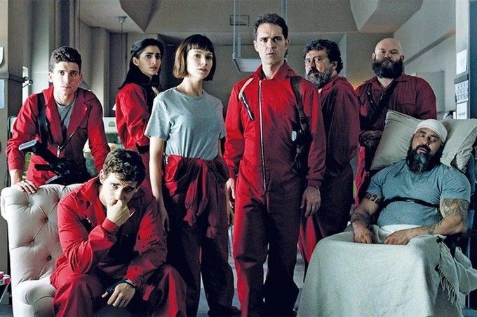 serie la casa de papel saison 1 episode 5 streaming gratuit