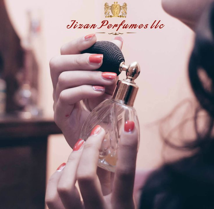 Jizan Perfumes #perfume #fashion #nails