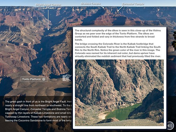 Grand Canyon National Park Geology