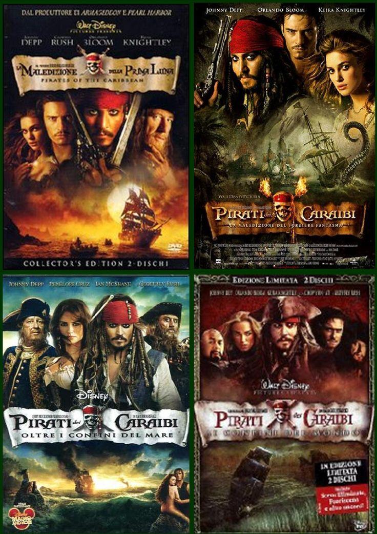 Tutti e 4 i film