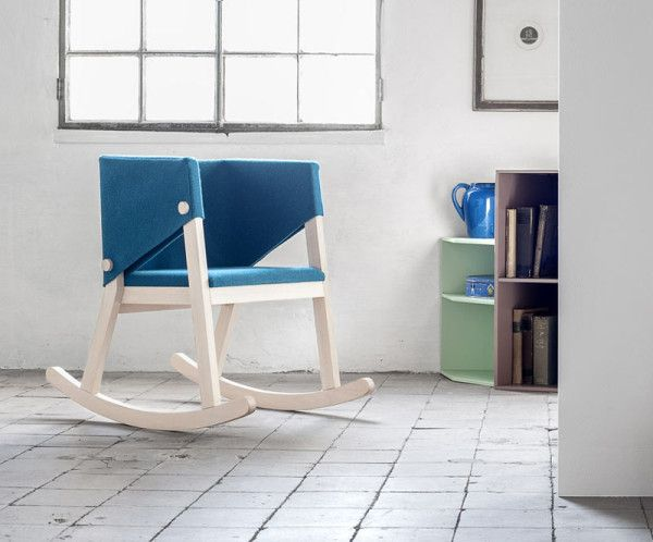 Ivetta Chair by Giancarlo Cutello in home furnishings  Category
