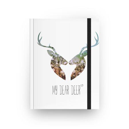 Sketchbook dear deer de @littlesun | Colab55