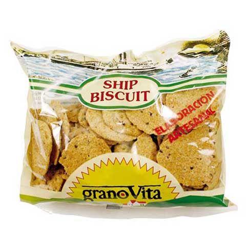 Ship Biscuit Galletas Saladas