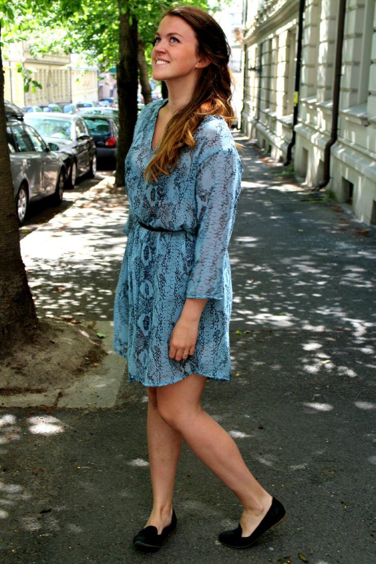 Sy det selv: Enkel kjole