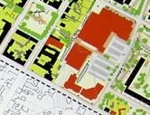 STADTUMBAU IN DEN GROSSSIEDLUNGEN DES BERLINER NORDOSTENS FÜR URBANPLAN BERLIN Für die Senatsverwaltung für Stadtentwicklung Berlin hat das Büro kursiv eine 60-seitige Broschüre entwickelt.