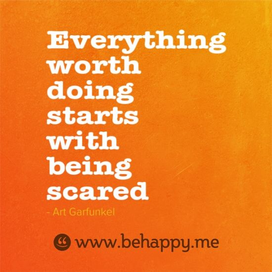 You Ll Get Through This Quotes | It S Okay To Be Scared You Will Get Through This Quotes