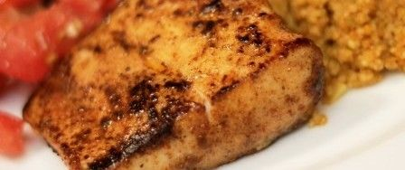 This blackened fish recipe is a spicy, quick and easy way to prepare your favori… – food