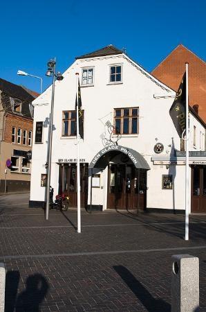 The Happy Penguin Pub in Struer (Den Glade Pingvin)