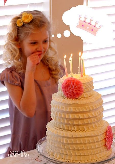 Birthday+Cake+Ideas+for+Women | Now that is a little girls birthday cake.