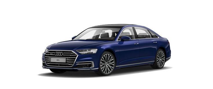 2019 A8 | Redefining Luxury, Driver Assistance and Technology | Audi USA