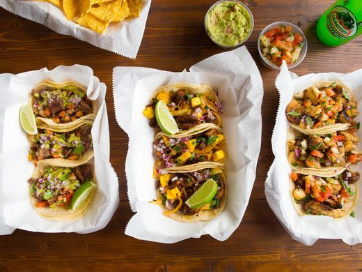 Provavelmente não é exatamente algo do nosso calendário, mas terça-feira é Dia Nacional do Taco...