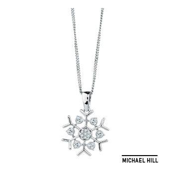 Winter themed jewellery from @michaelhillj @westfieldnz #warmuptowinter