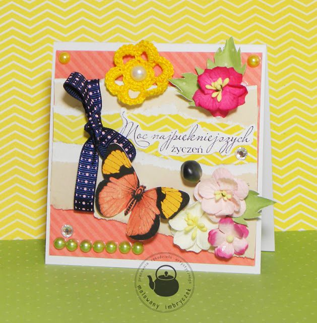 Bee Scrap - polski producent papierów do scrapbookingu: Tutti Frutti