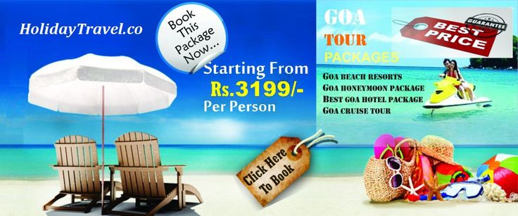 Celebrate your #NewYearEve with your loved once @ #Goa with Beach Party. Book online with www.HolidayTravel.co to get special discount on Christmas and New Year Tour Package. Visit Us online.  Happy New Year!!! 