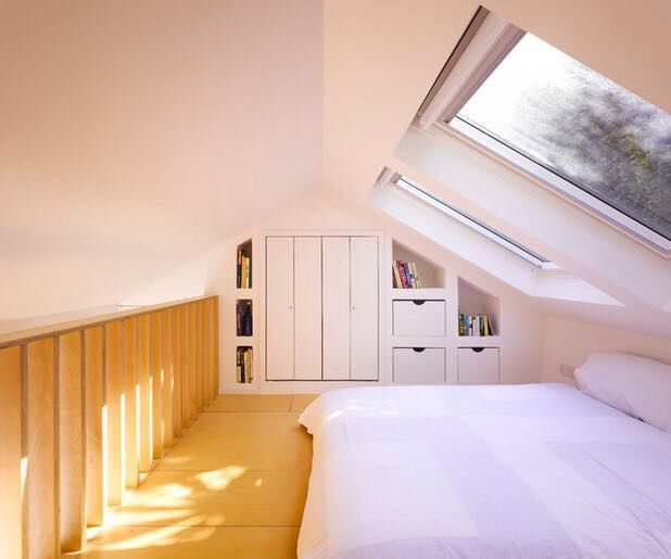 47 Best Tucked Under Stairs Eaves Images On Pinterest: 25+ Best Ideas About Eaves Storage On Pinterest