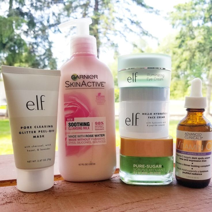 How I Built A Walmart Skincare Routine For Under 40 Dry Skin Care Skin Care Women Skin Care Routine