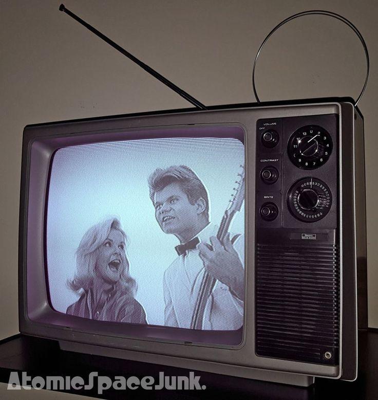 104 Best Vintage Television Sets Images On Pinterest