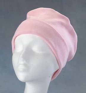 Chemo Caps... I would have loved one of these when I lost my hair....must make them to donate!!