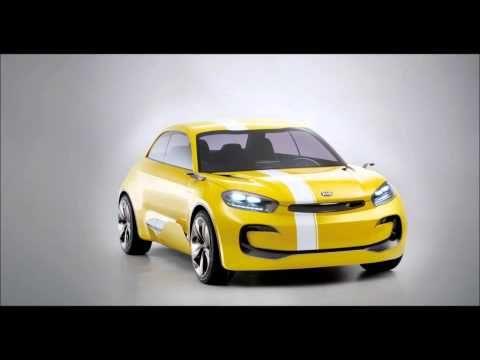 #Kia Sends KND-7 Concept to CES Show