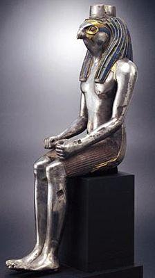 病と医術の歴史 12:古代エジプト 2の画像 | 学のブログ ホルス神
