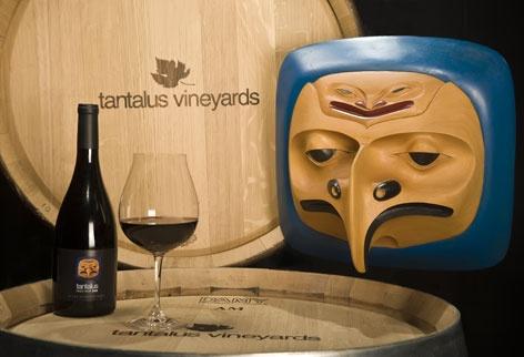 Tantalus Vineyard / Lakeshore Wine Route. #Okanagan, BC, Canada. Website: http://tantalus.ca/