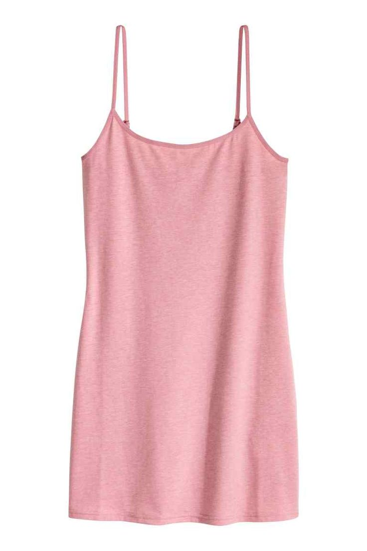 Débardeur long en jersey | H&M