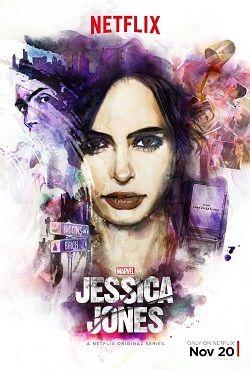 Marvel's Jessica Jones | 1. Sezon | Tüm Bölümler | HDTV XviD