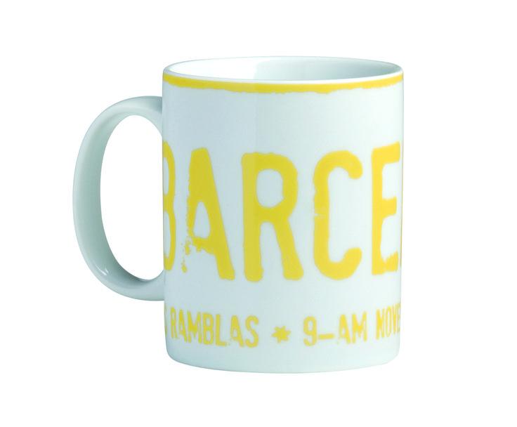 #barcellona #spain #mug