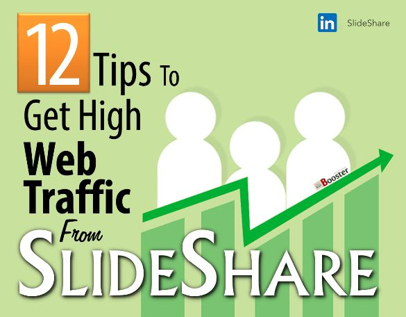 """Build Website Traffic 2017: Get More Blog Traffic From SlideShare - The """"SlideShare"""" is a unique platform where you can share your blog post or content in the form of presentation. Especially to build website traffic, you need to design a right strategy & Social media can be a great source for reaching more and more people. Let's check out how SlideShare can be used to drive extra organic traffic to your blog or website."""