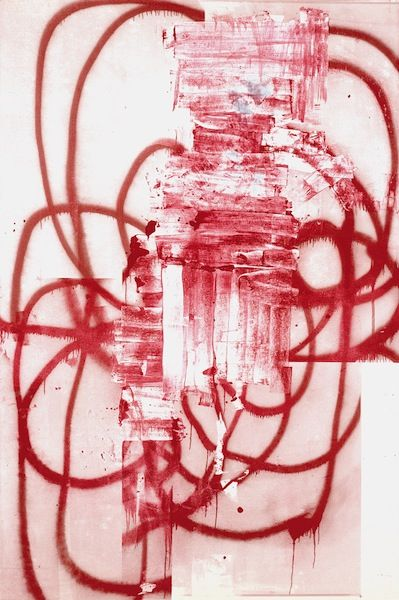 Christopher Wool / Untitled, 2011