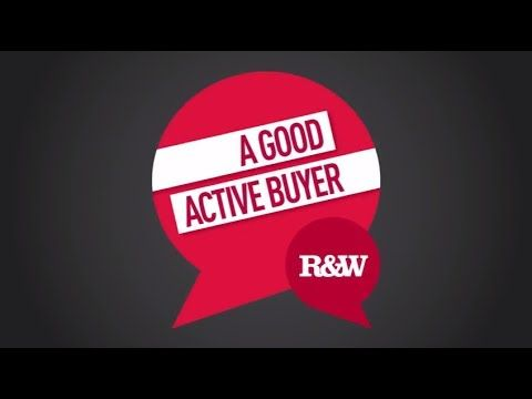 A Good Active Buyer - YouTube