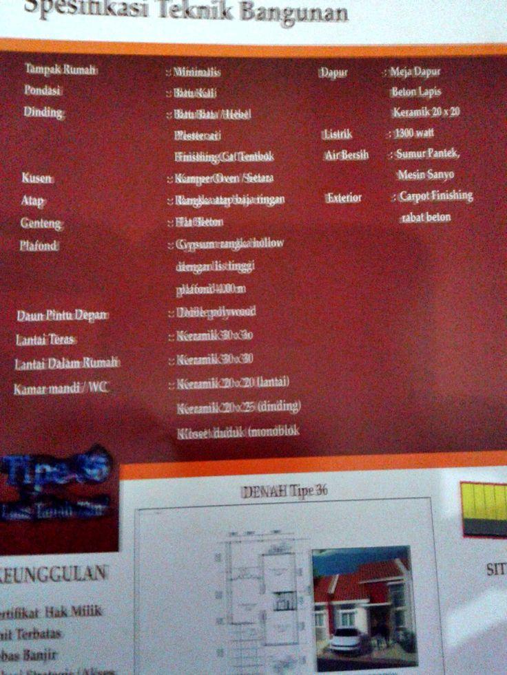 Property n General Contractor: CLUSTER 22 Unit Di Jati Asih-Bekasi. Belakang Kantor Jasa Marga