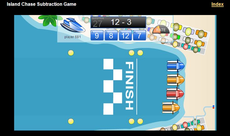 4th Grade Math - With Fun Math Games and Worksheets