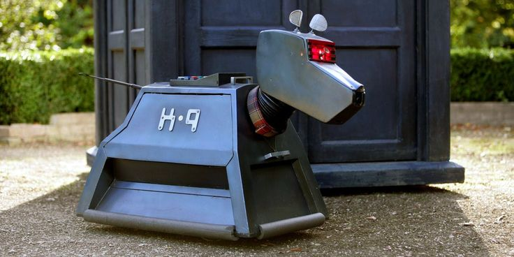 Doctor Who Season 11 Set Photo Features a K-9 Appearance