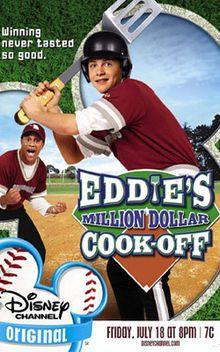 Eddie's Million Dollar Cook-off (Disney Channel): Disney Movies, Dollar Cook Off, Childhood Memories, Disney Channel, Channel Movie