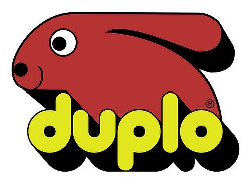 I think the retro (80s) Lego Duplo logo was adorable.