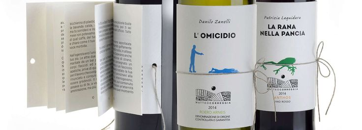 Librottiglia é um projeto criado pela agência de design Reverse Innovation e a produtora de vinho italiana Matteo Correggia, que colocou na garrafa uma experiência literária. A ideia é oferecerexperiências vínicas equilibradasaos cenários e impr...