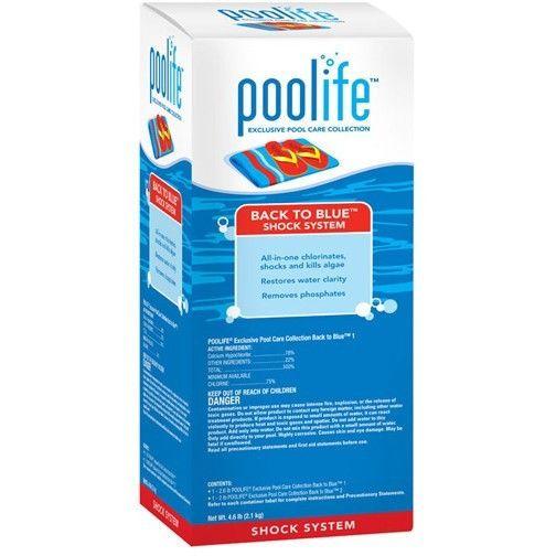 Poolife Back To Blue Sock System (4.6 lb)