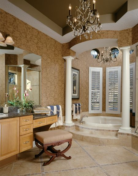 21 best images about arh bathrooms on pinterest double for Luxury home models