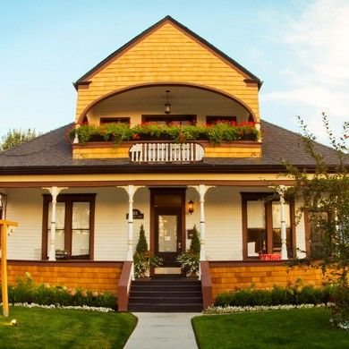 Boise Guest House | Downtown Boise Idaho hotel / bed and breakfast alternative