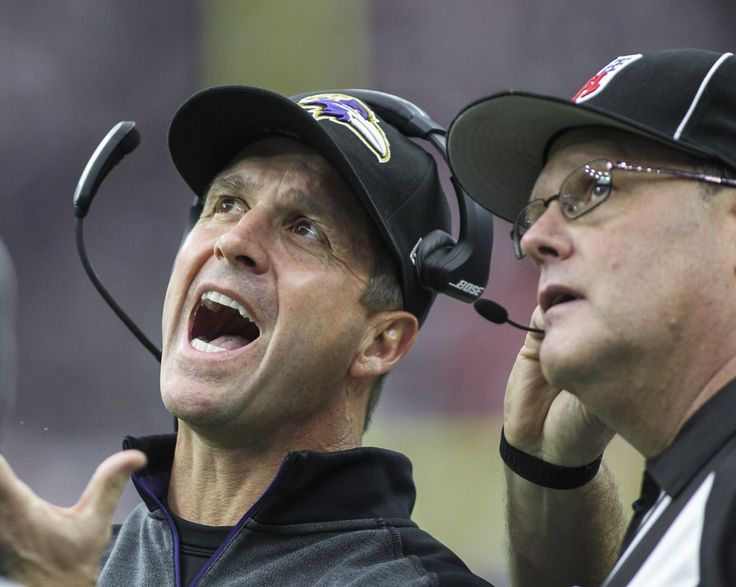 John Harbaugh: 'The game of football is under attack' See this & more at: http://twodaysnewstand.weebly.com/usa-today