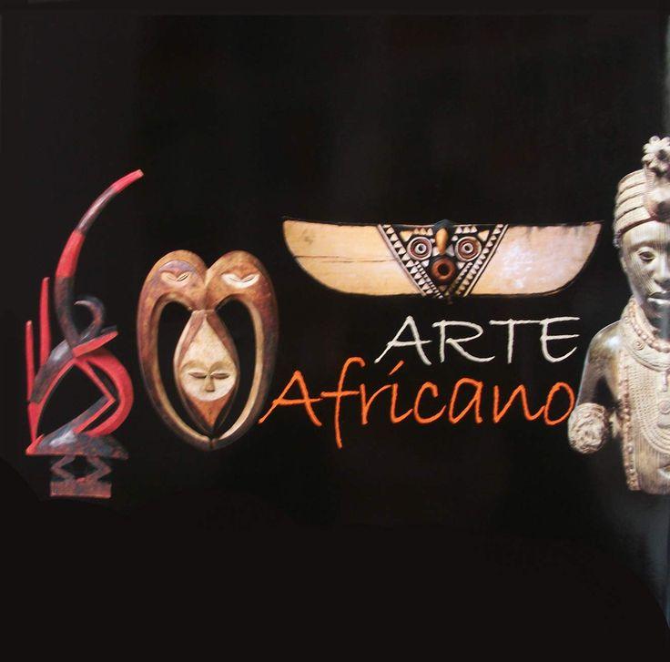 #Arte / Historia y Teoría   #Magna ARTE AFRICANO #Scala