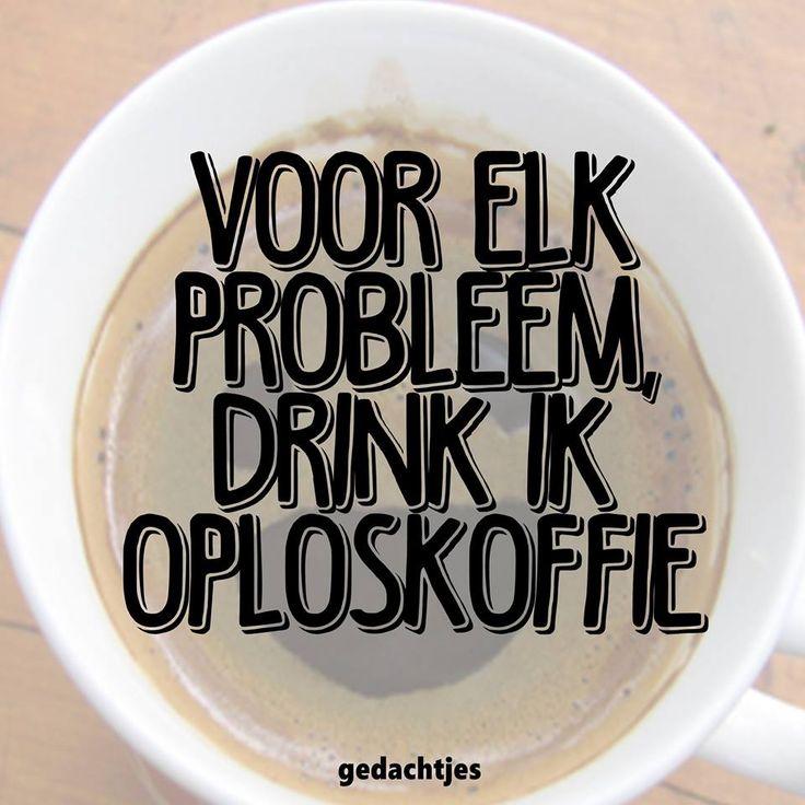 Citaten Over Koffie : Beste ideeën over oploskoffie op pinterest