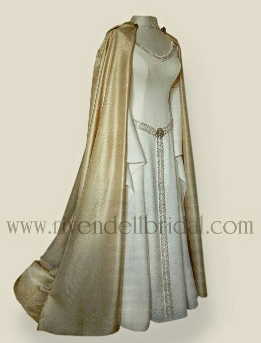 Rivendell Wedding Dresses Influenced From Medieval Fantasy Fairytale And Celtic Style Given A Modern Twist To Combine These Romantic Styles With