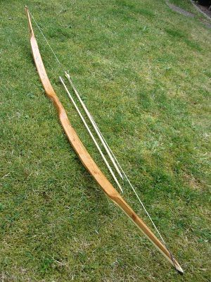 Making Longbows Self Wood Primitive Bows And Other
