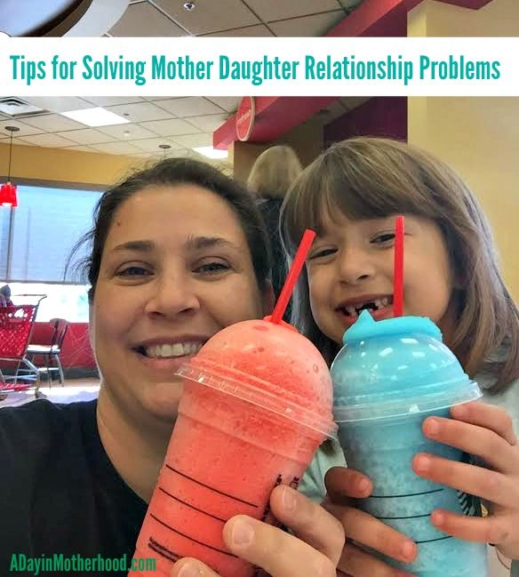 mother and daughter relationship psychology questions