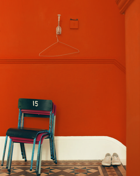 Hot but tricky - 15 ways to use orange in the home - The Chromologist