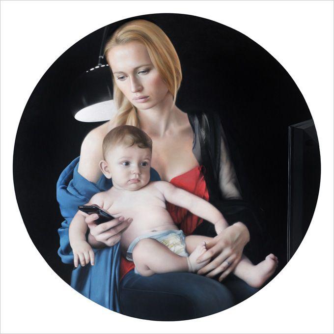 Tigran artsite - Official website of a contemporary artist Tigran Tsitoghdzyan - Millenium Series