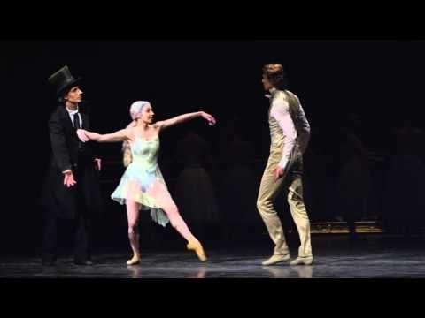 Pieni Merenneito The Little Mermaid Kaksinäytöksinen baletti H. C. Andersenin sadun pohjalta Ballet in two acts based on a fairy tale by H. C. Andersen Koreo...